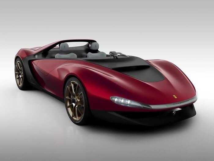Фото Ferrari Pininfarina Sergio