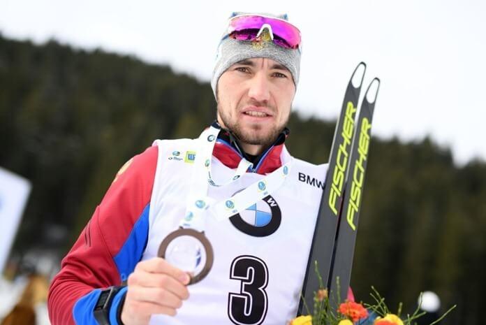 Александр Логинов – лучший биатлонист России