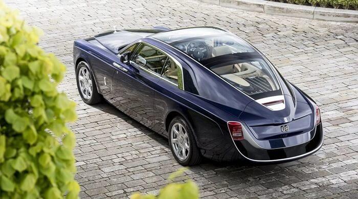 Фото Rolls-Royce Sweptail