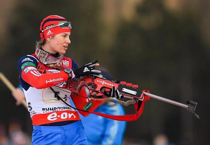 Ирина Старых – лучшая биатлонистка России