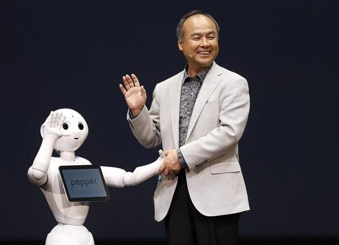 Япония, роботы
