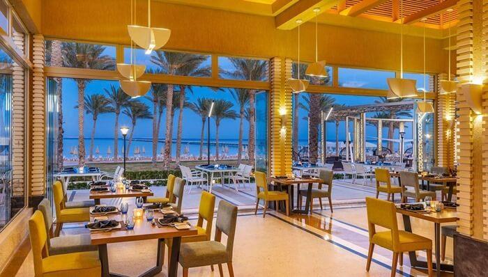 Rixos Premium Seagate 5*, лучший отель на Красном море