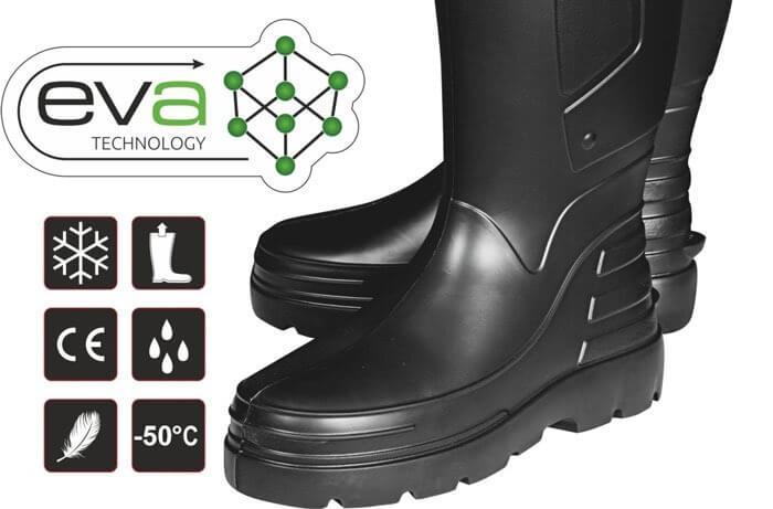 Преимущества ЭВА материала для обуви