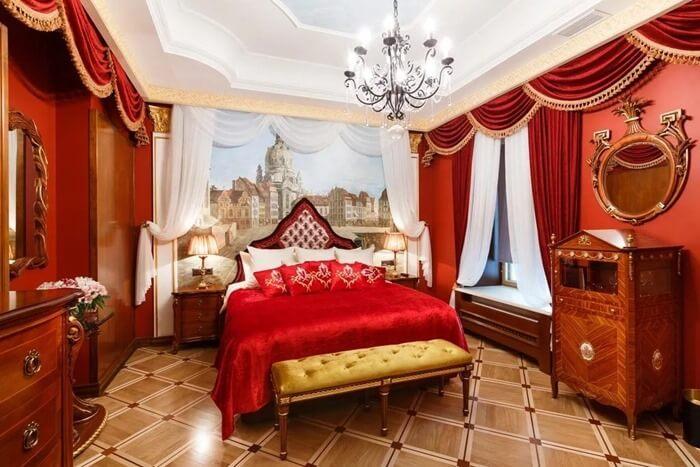 Дворец Трезини 5*, лучший отель России 2019