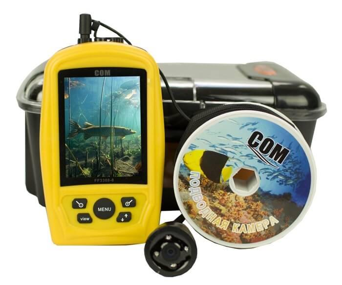 Lucky FF3308-8 подводная камера с Алиэкспресс