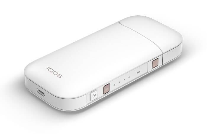 Белый IQOS 2.4 Plus