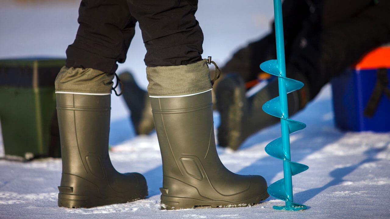 Обувь для зимней рыбалки: рейтинг лучших сапог для рыбалки на льду при низких температурах, как правильно выбрать
