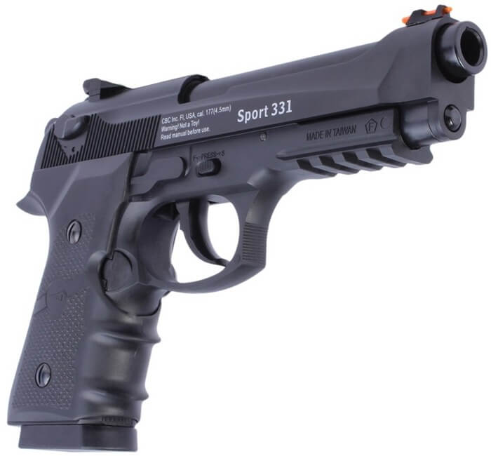 Borner Sport 331 (Beretta) лучшая пневматика из США