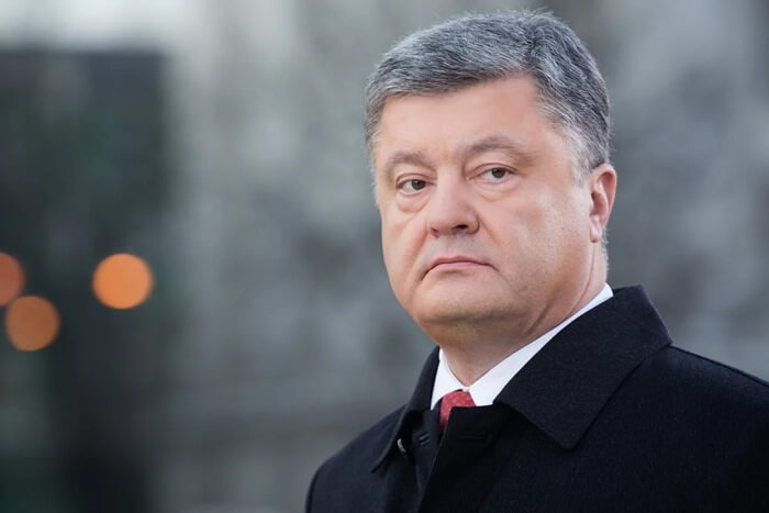 Порошенко Петр, кандидат в президенты Украины