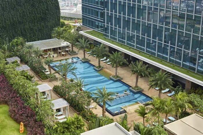 Raffles Jakarta 5* открывает рейтинг отелей 2019 года
