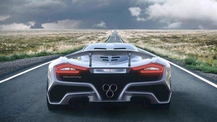 Hennessey Venom F5 – 484 км/час, 2 секунды до 100 км/ч