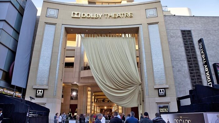 Dolby Hollywood's Dolby Theatre