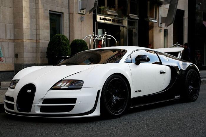 Bugatti Veyron Super Sport - 431 км/час