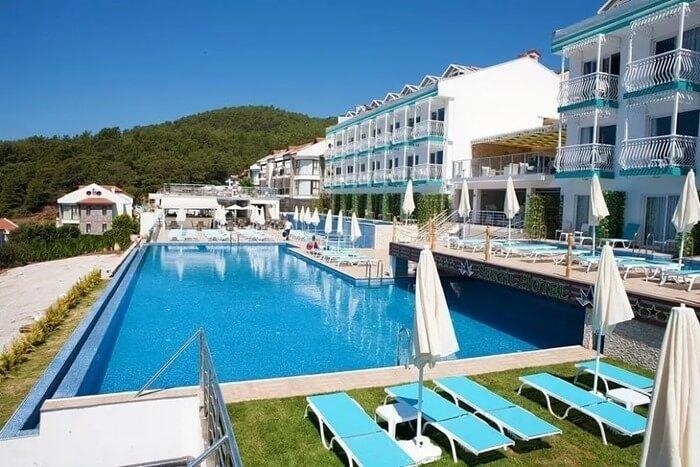 Sertil Deluxe Hotel & Spa 4*, лучший Турецкий отель