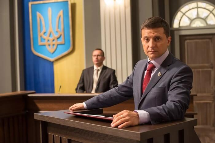 Зеленский Владимир – лидер президентской гонки