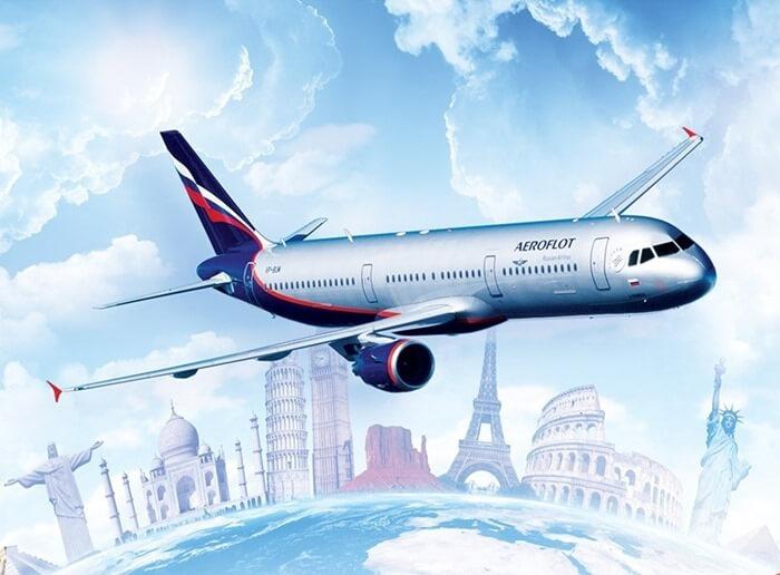 Аэрофлот – самая безопасная авиакомпания