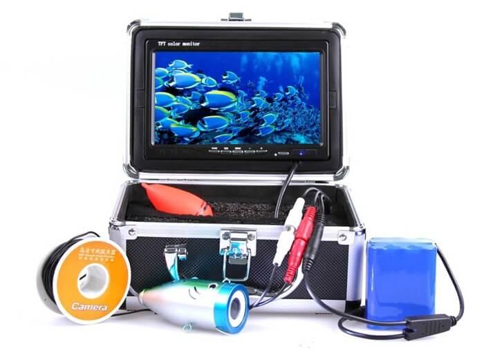 Китайская подлёдная камера SITITEK FishCam-700