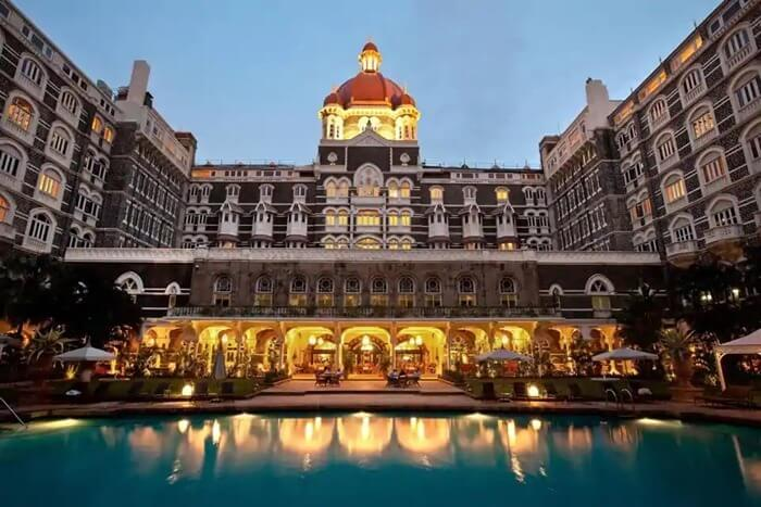 The Taj Mahal Palace, Mumbai 5*