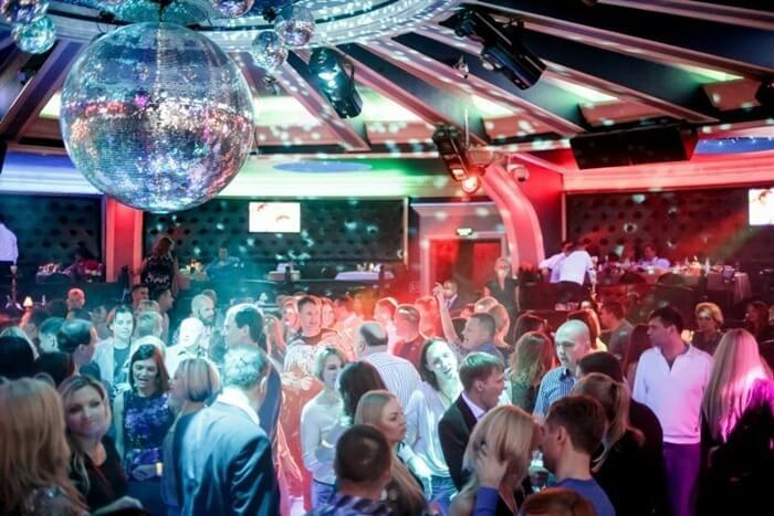 Ночной клуб LeninGrad, Москва