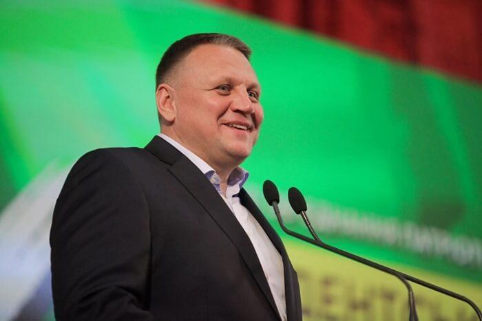 Шевченко Александр, рейтинг кандидата в президенты Украины