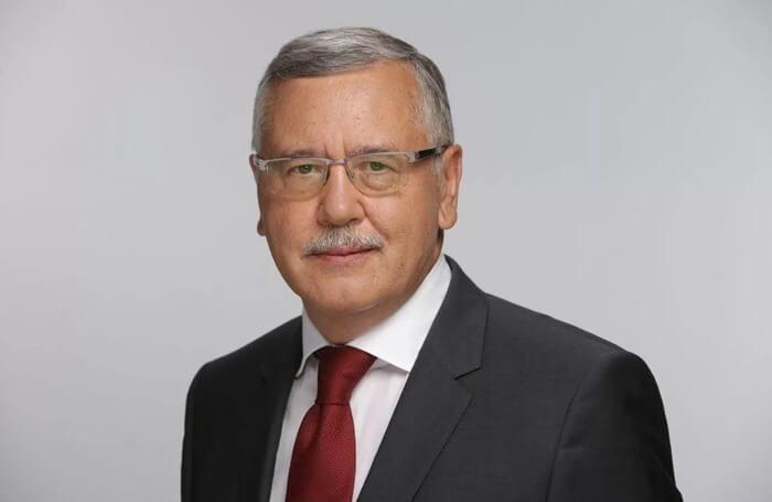 Гриценко Анатолий, рейтинг кандидата