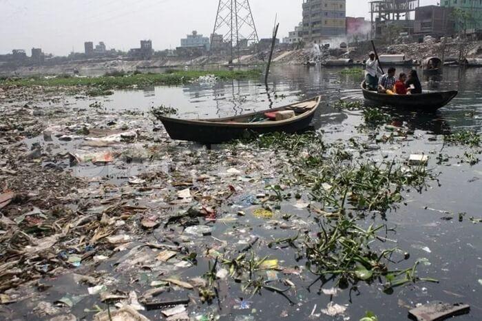 Буриганга, Бангладеш