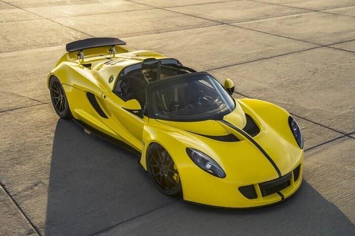 Hennessey Venom GT - 435 км/час
