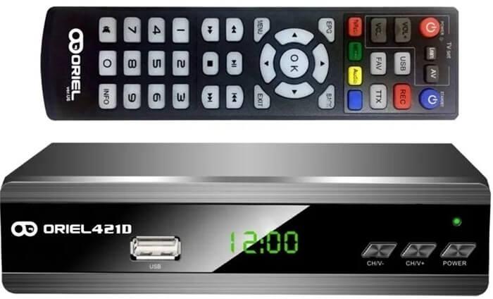 Oriel 421 (DVB-T2/C)