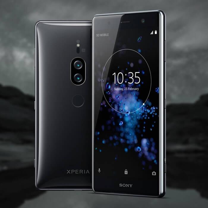 Sony Xperia XZ3 открывает рейтинг смартфонов 2019 года