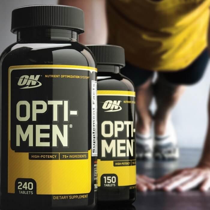 Optimum Nutrition Opti-Men спортивные витамины для мужчин