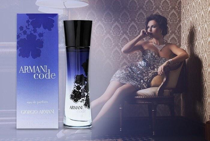 Armani Code for Women Giorgio Armani