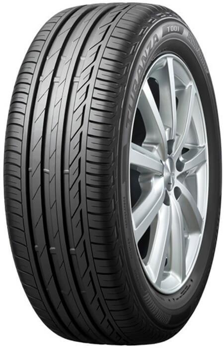 Bridgestone Turanza T001 - лучшая управляемость