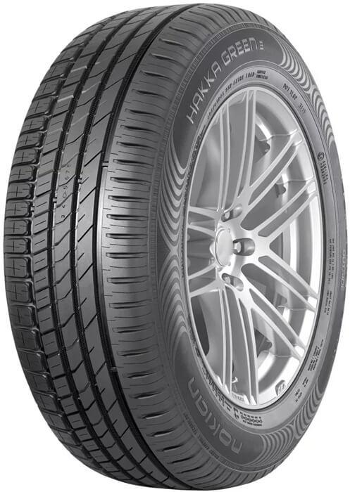 Nokian Tyres Hakka Green 2 самые тихие летние шины