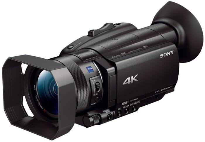 Sony Corporation, лучший производитель видеокамер в мире
