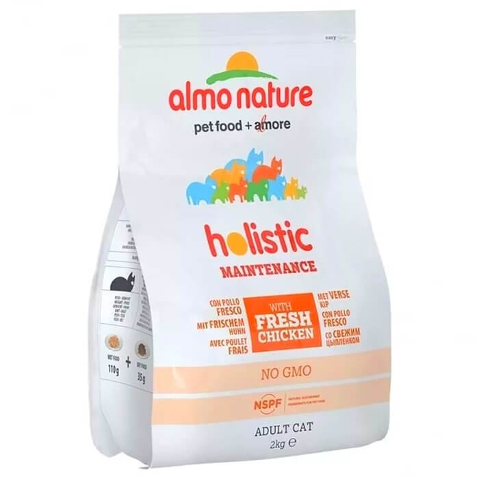 Альмо Натюр – лучший корм для кошек супер-премиум класса