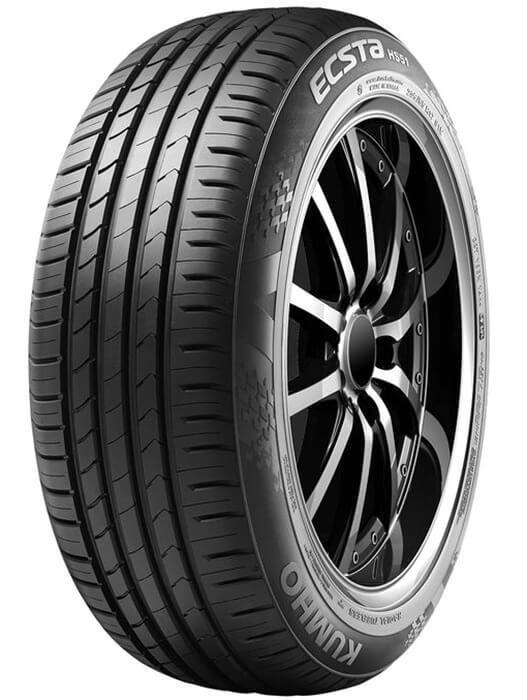 Kumho Ecsta HS51 мягкие шины
