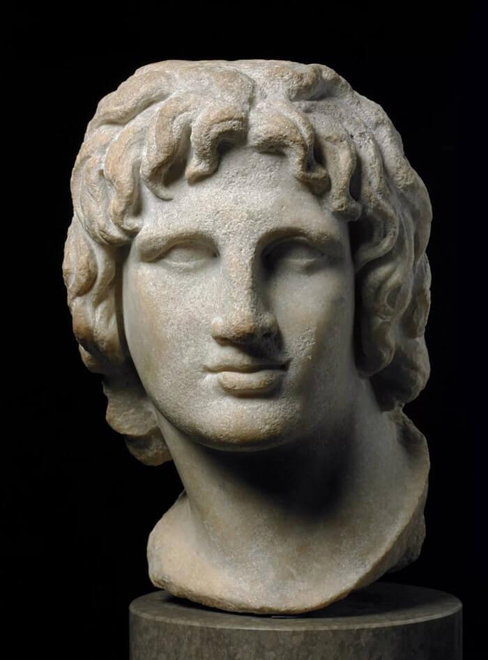Александр Македонский (356-323 до н.э.)