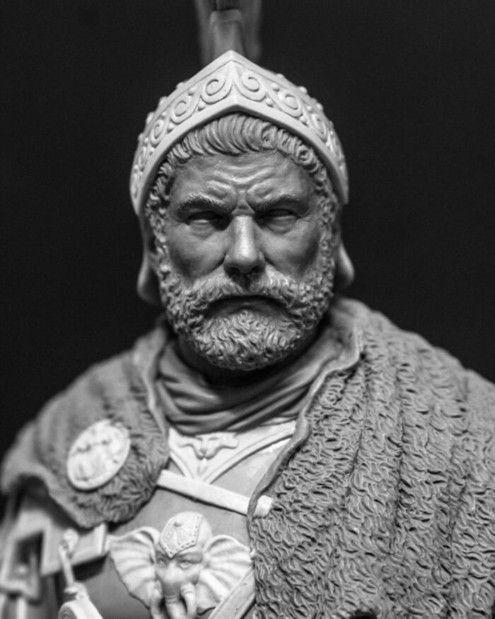 Ганнибал Барка (247-183 до н. э.)