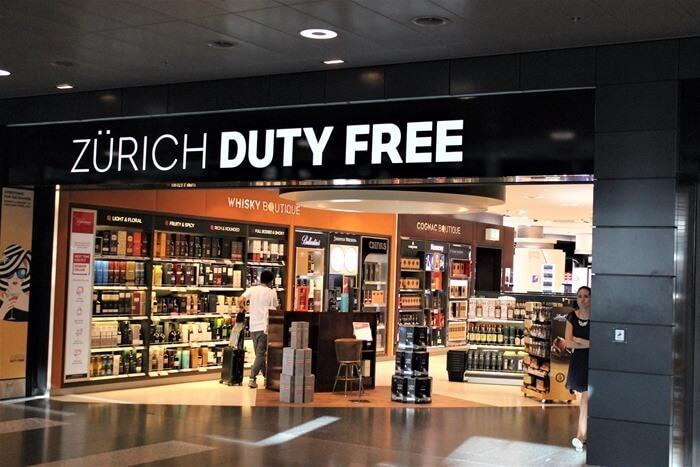 Zurich Duty Free
