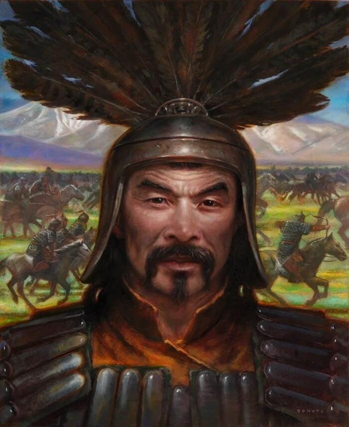 Чингисхан (1162-1227)