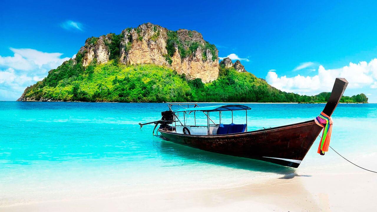 Таиланд. Достопримечательности - описание, фото.    ТОП 10 лучших островов Тайланда фото и описание