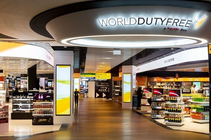 Аэропорт Хитроу, Duty Free World