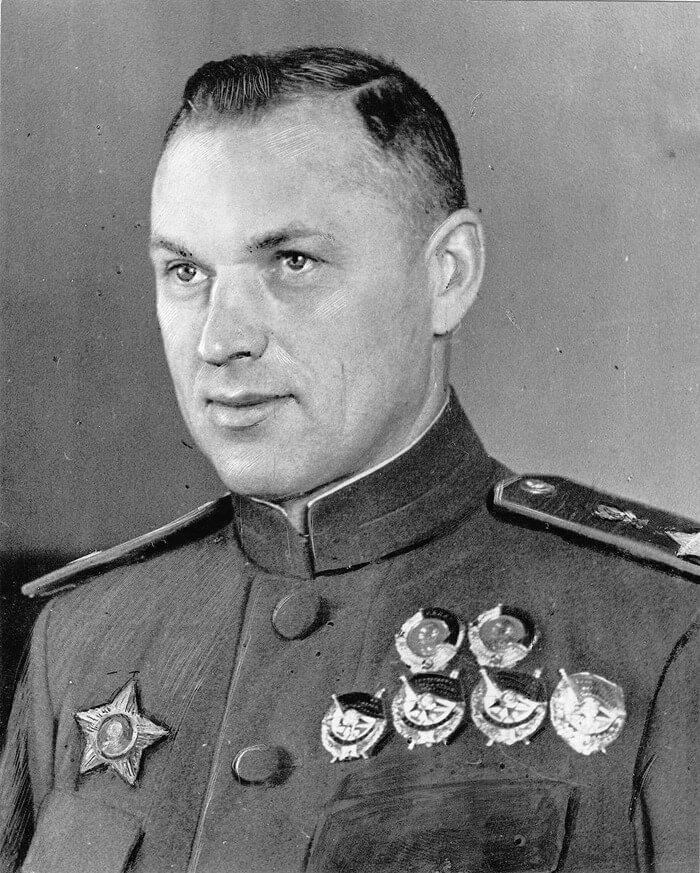 Константин Рокоссовский(1896–1968)