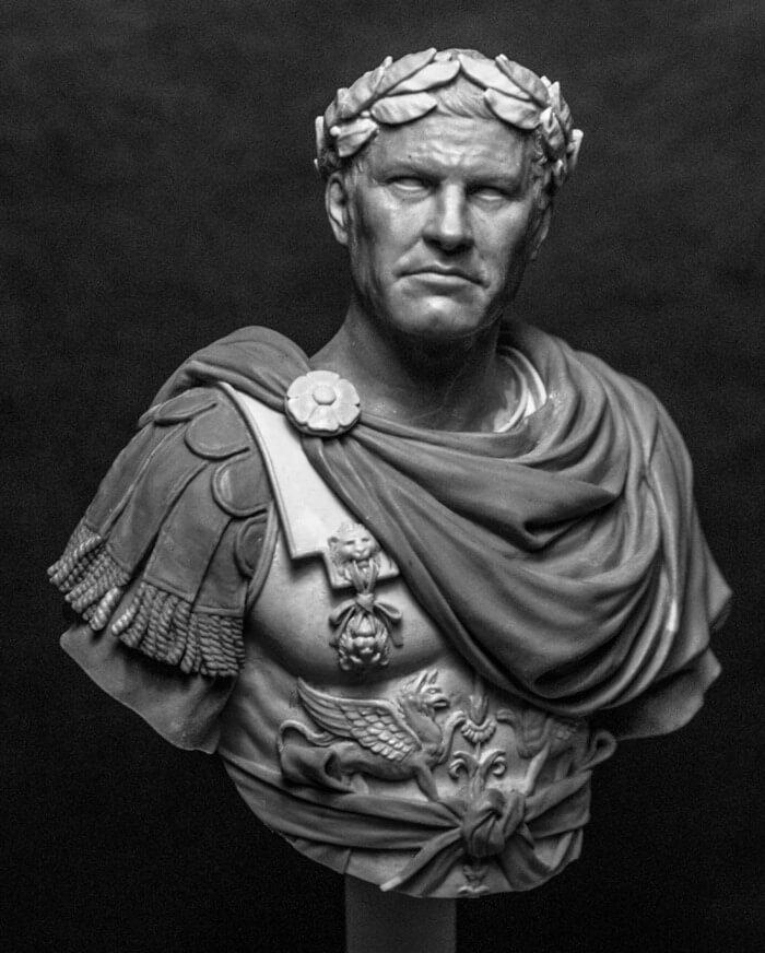 Юлий Цезарь (100-44 до н.э.)