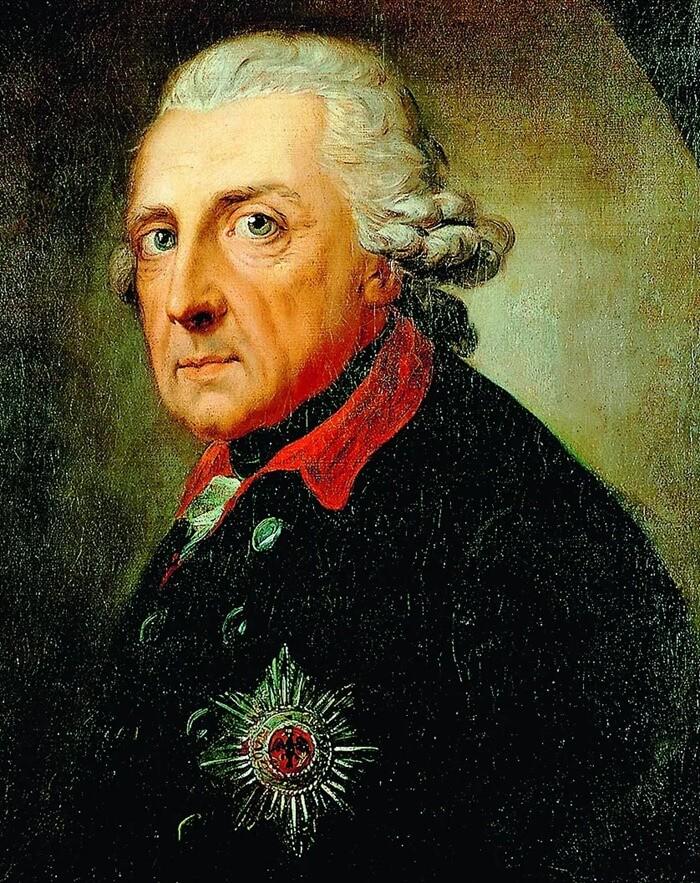 Фридрих II Прусский (1712-1786)