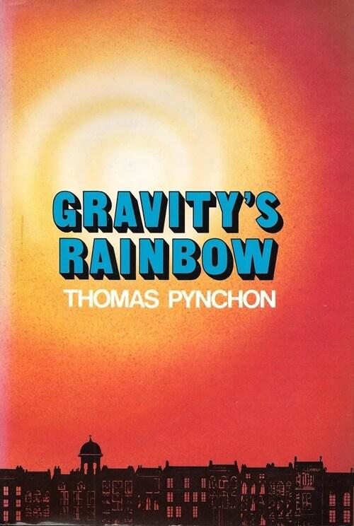 «Радуга тяготения», Томас Пинчон
