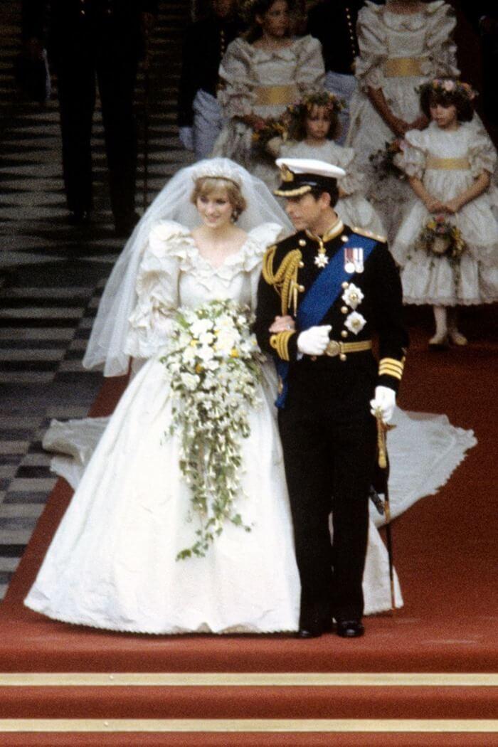 Платье Дианы, принцессы Уэльской