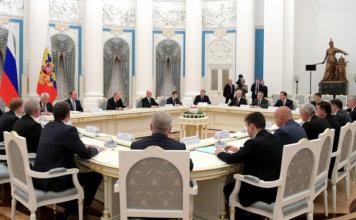 Главы регионов России
