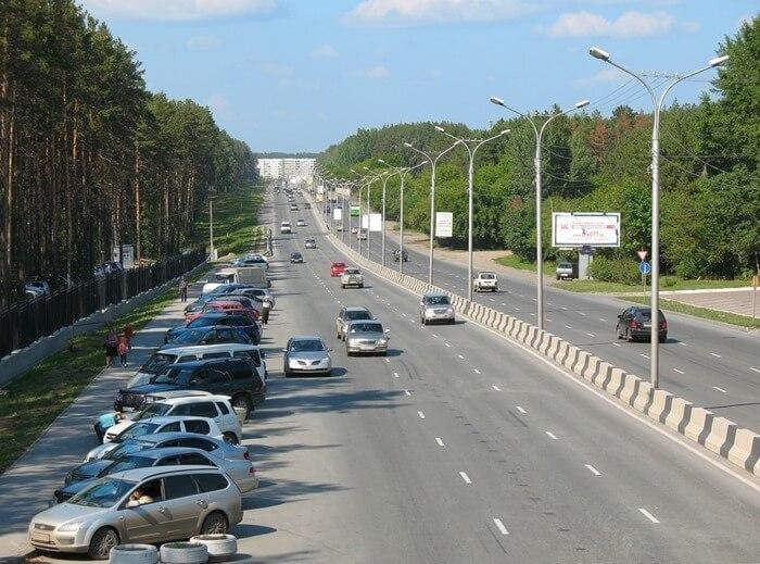 Бердское шоссе, Новосибирск – 20,4 км