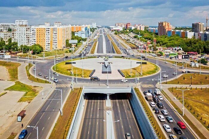 Московское шоссе, Самара – 17,2 км